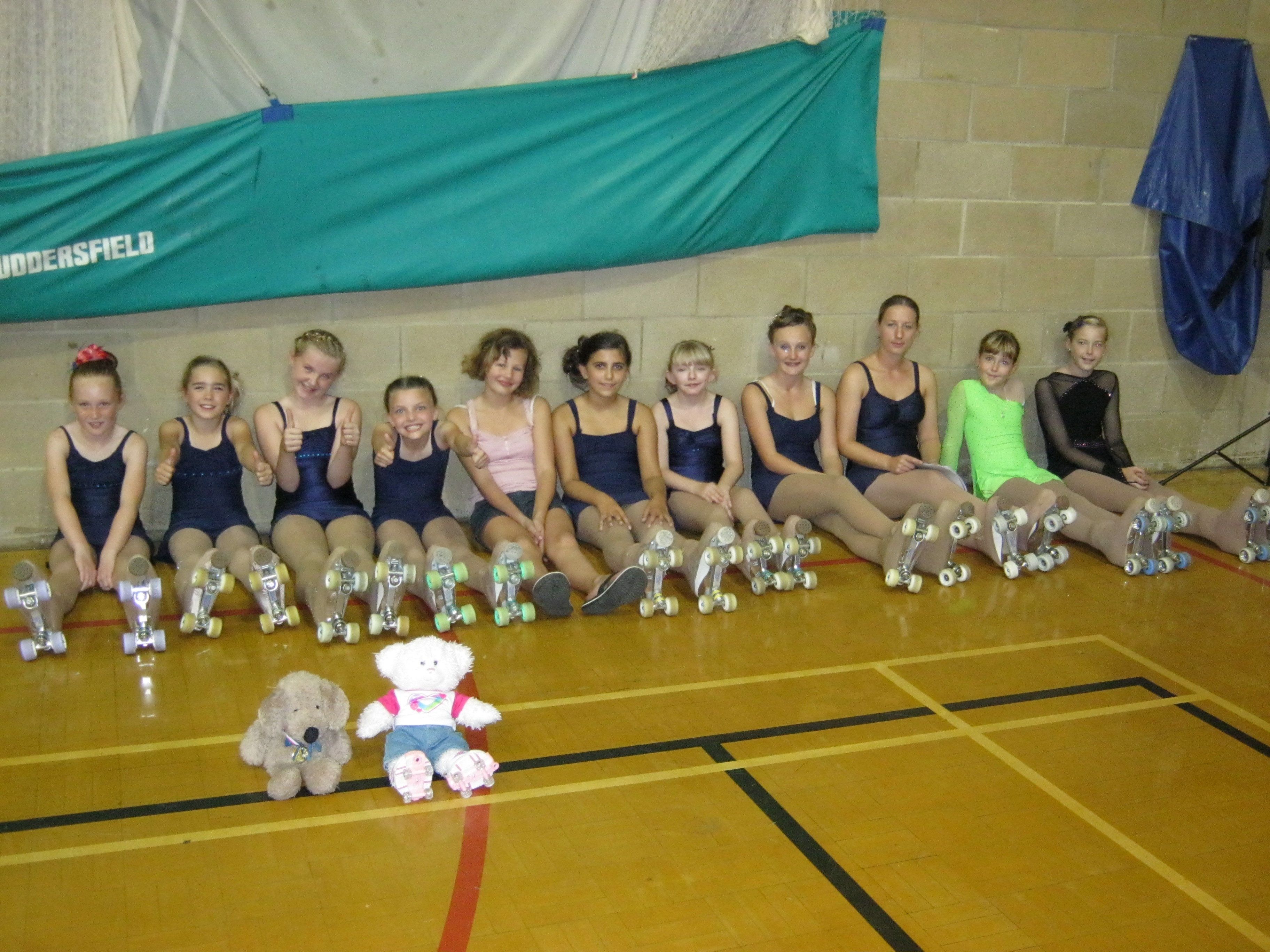 Tiptree comp 2011