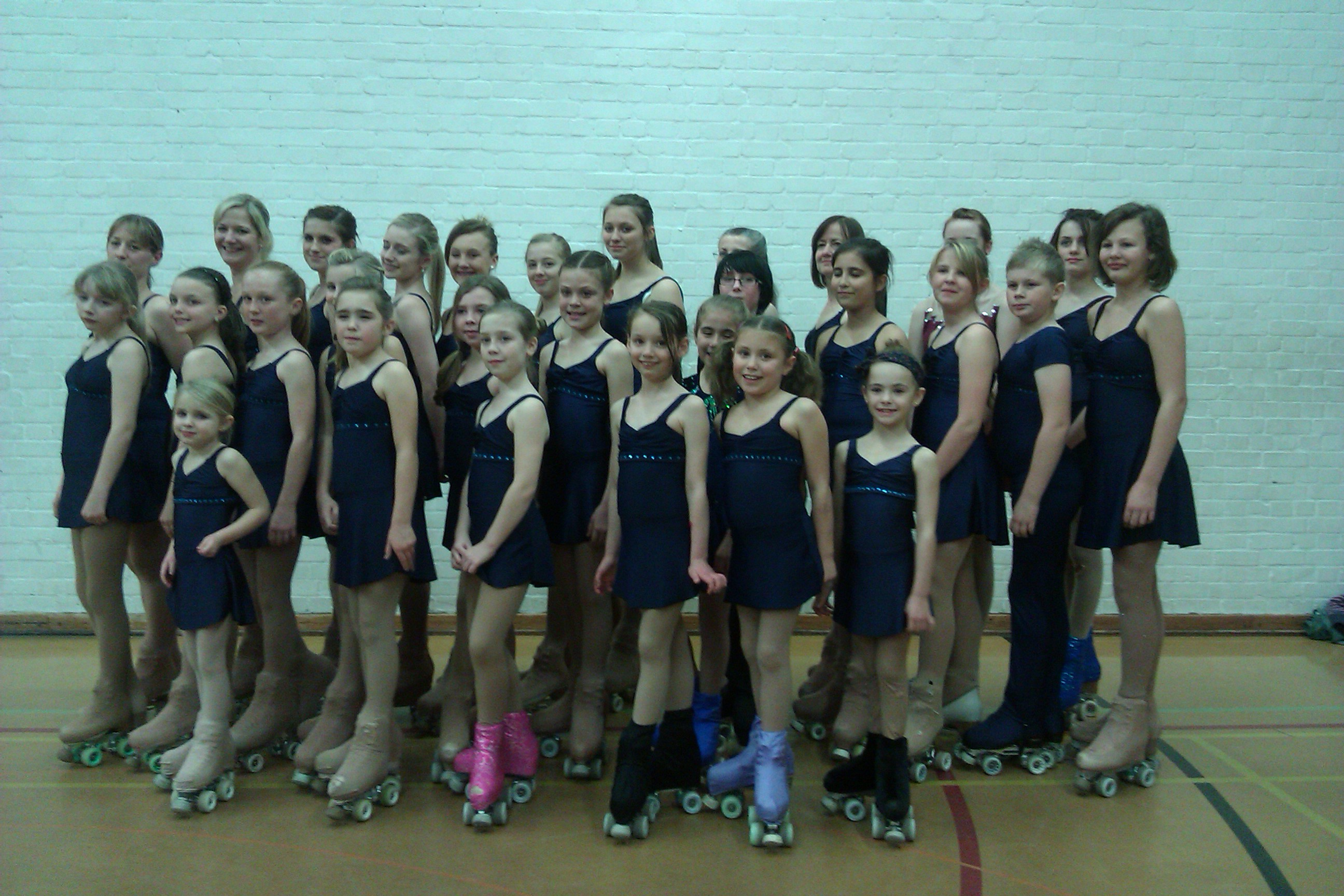 Waveney Skaters 2011