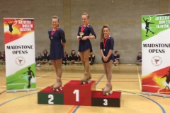 Maidstone open 2013 - osp medals